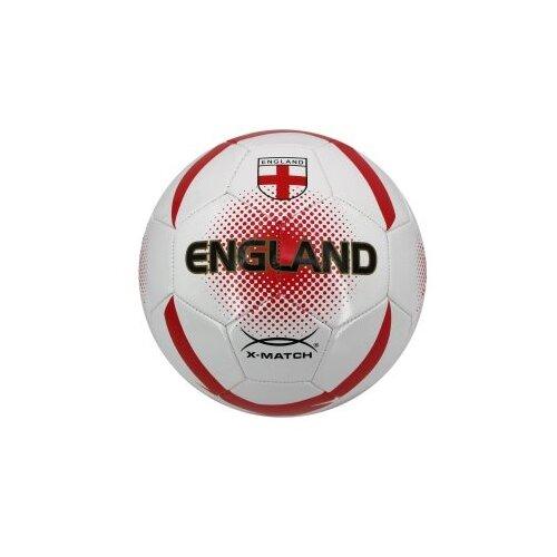 Мяч футбольный X-Match, 1 слой PVC, Англия X-Match, арт.56476