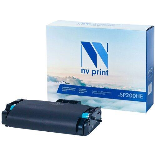 Фото - Картридж NV Print SP200HE для Ricoh, совместимый картридж nv print sp3400 для ricoh совместимый