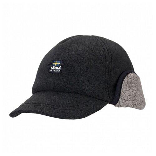 Шапка Satila Baseball SE серый/черный 56