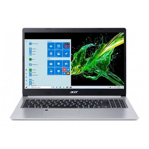 "Ноутбук Acer Aspire 5 A515-55-55ZT (Intel Core i5-1035G1 1000MHz/15.6""/1920x1080/8GB/256GB SSD/Intel UHD Graphics/Windows 10 Home) NX.HSMER.005 серебристый"