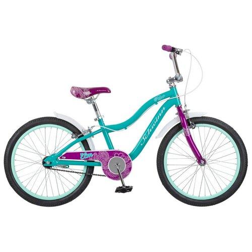 Детский велосипед Schwinn Elm 20 голубой (требует финальной сборки)