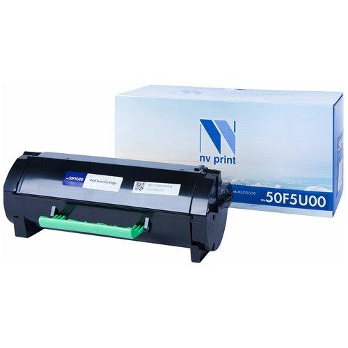 Фото - Картридж NV Print 50F5U00 для Lexmark, совместимый картридж nv print c950x2kg для lexmark совместимый