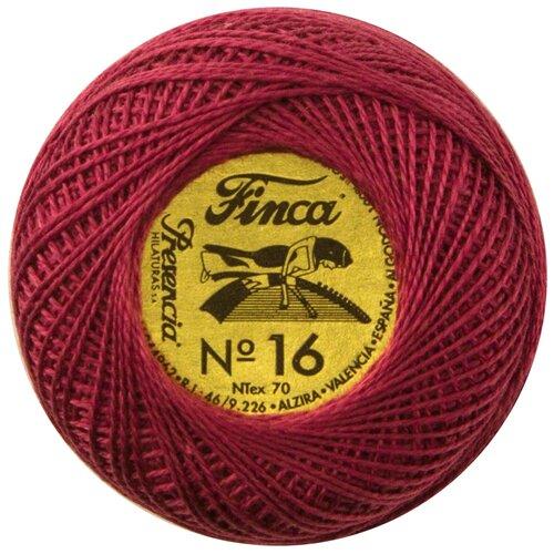 Купить Мулине Finca Perle(Жемчужное), №16, однотонный цвет 2246 71 метр 00008/16/2246, Мулине и нитки для вышивания