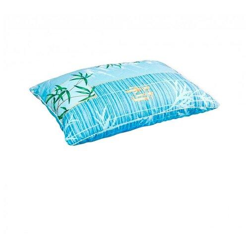 Подушка АльВиТек Бамбук-Нано (ПУБ(П)-050) 50 х 68 см голубой