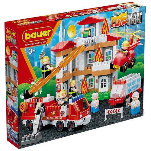 Конструктор Bauer Fireman 743-246 Тушение пожара