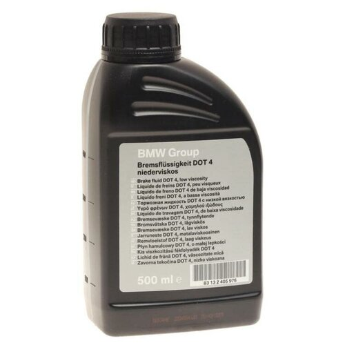 Тормозная жидкость BMW DOT-4 Bremsflussigkeit 0.5 л