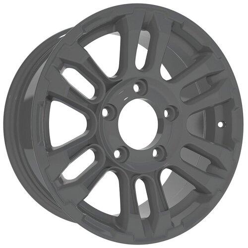 Фото - Колесный диск SKAD Тайга 7х16/5х139.7 D98.5 ET40, графит колесный диск skad кельн 7х16 5х112 d66 6 et45 селена