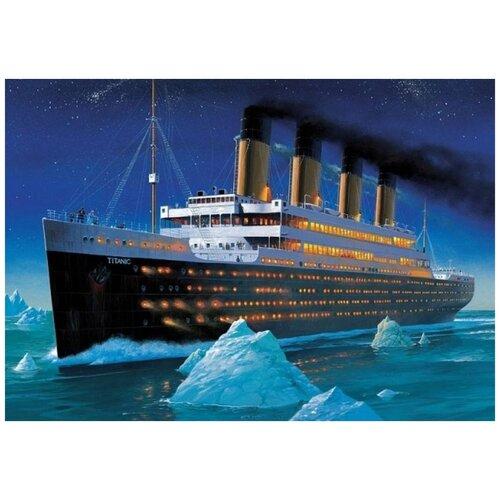Купить Алмазная мозаика Титаник , 40x56 см, Империя Бисера, Алмазная вышивка