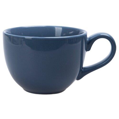 ЧАШКА чайная 330мл 100х69мм синяя