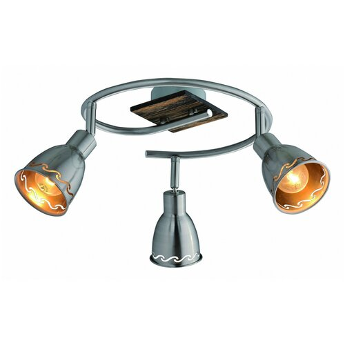 Потолочный светильник Rivoli Acerno Б0044766, 120 Вт спот rivoli acerno 8002 513 б0044766