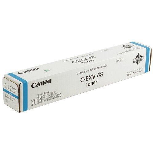 Фото - Картридж Canon C-EXV48 C (9107B002) картридж canon c exv45 c 6944b002