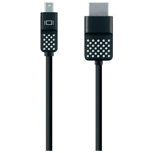 Переходник Belkin Mini Displayport to HDMI 3.6 м (F2CD080BT12)