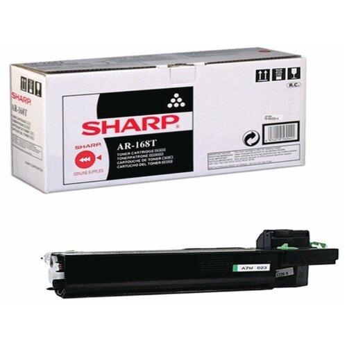 Фото - Картридж Sharp AR168T картридж sharp mx753gt
