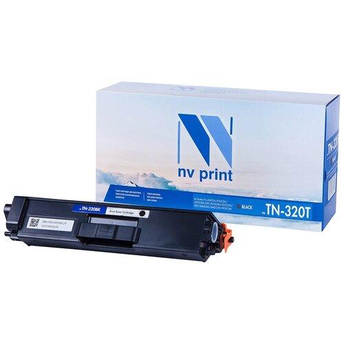 Фото - Картридж NV Print TN-320T Black для Brother, совместимый картридж nv print tn 213 black
