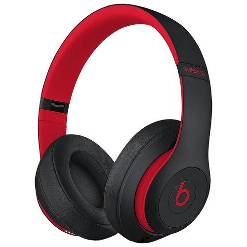Беспроводные наушники Beats Studio 3 Wireless, black/red