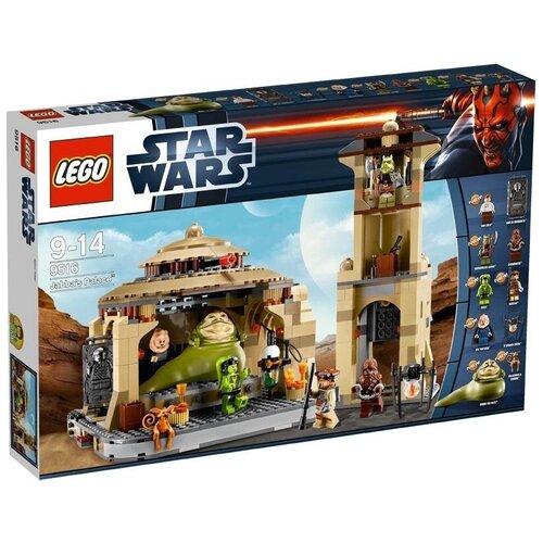 Конструктор LEGO Star Wars 9516 Дворец Джаббы