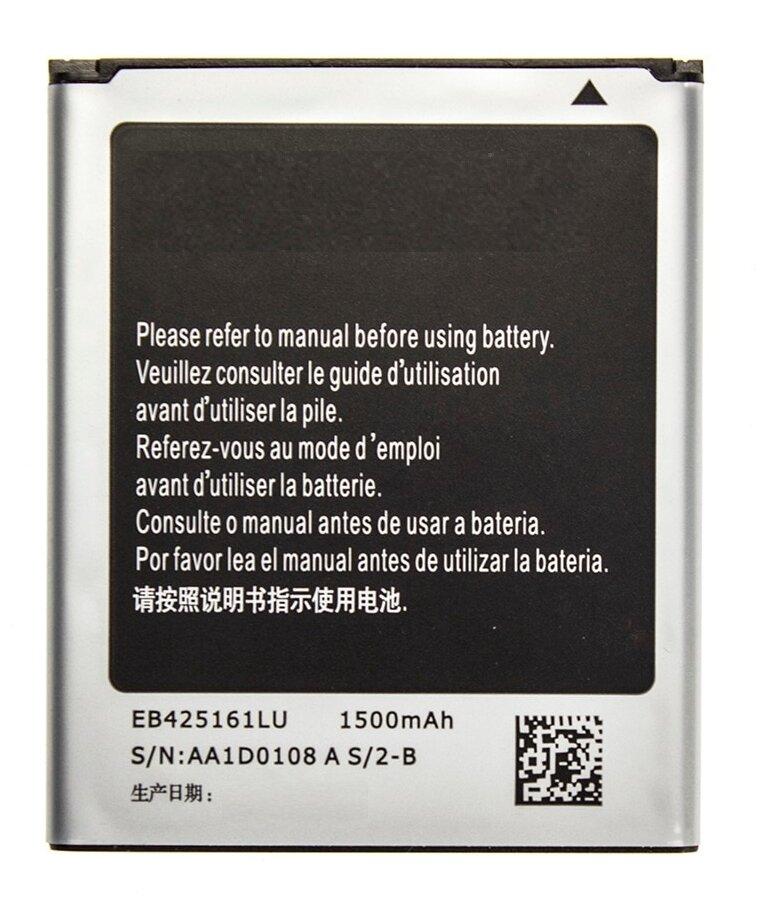 Аккумулятор Activ для Samsung (I8160/I8190/J105/S7562) EB425161LU — купить по выгодной цене на Яндекс.Маркете