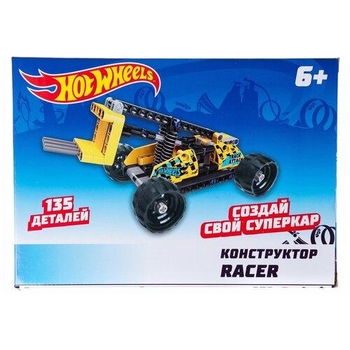 Конструктор 1 TOY Hot Wheels Т15400 Racer