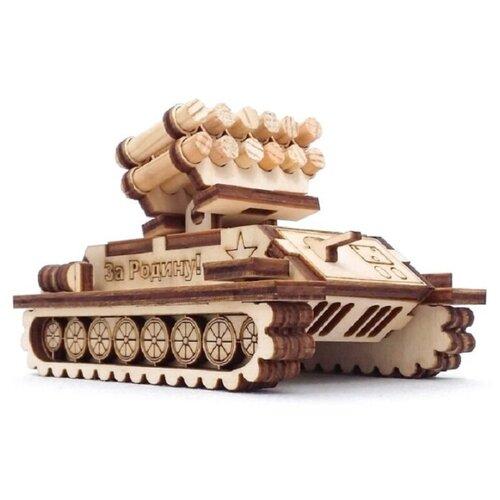 Купить Сборная модель - ракетная установка, Альтаир, Сборные модели