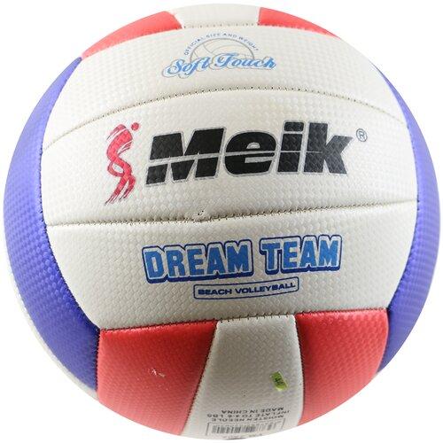 Мяч волейбольный Meik soft touch № 5 22 см