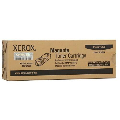 Фото - Картридж Xerox 106R01336 картридж xerox 106r01336