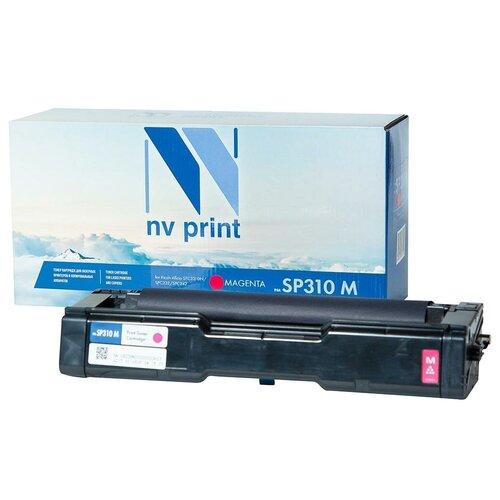 Фото - Картридж NV Print SP310 Magenta для Ricoh, совместимый картридж nv print sp3400 для ricoh совместимый