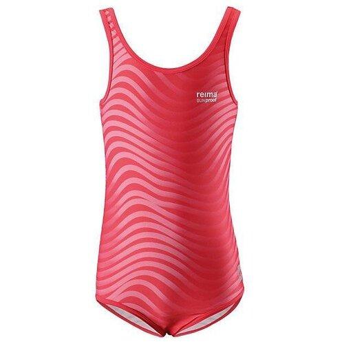 Купить Купальник Reima размер 140, темно-красный, Белье и купальники