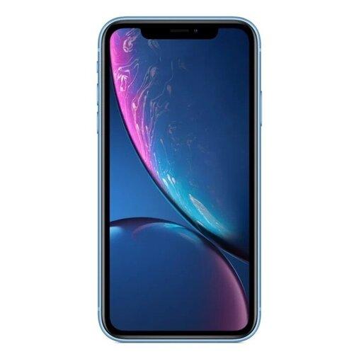 Смартфон Apple iPhone Xr 64GB синий Slimbox