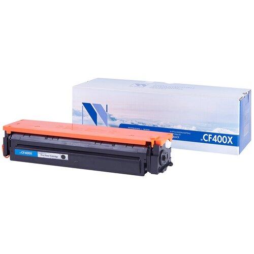 Картридж NV Print CF400X для HP совместимый