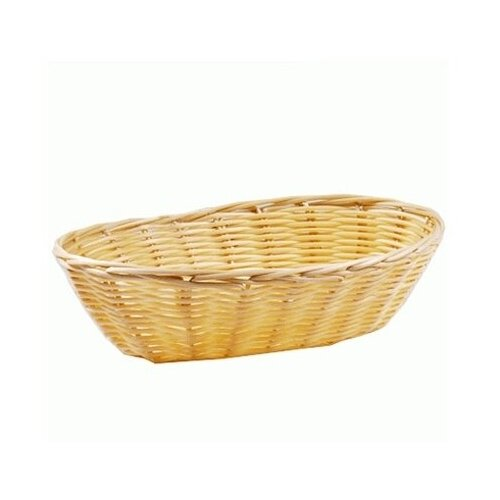 Корзинка для хлеба TableCraft плетеная, коричневый