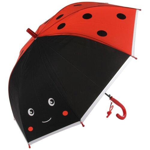 Зонтик детский трость, 66см Amico 102407