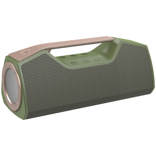 Портативная акустика Wharfedale Exson-M, 25 Вт, green