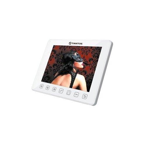 Фото - Домофон (переговорное устройство) TANTOS Tango белый (дверная станция) домофон переговорное устройство tantos lilu sd белый домофон