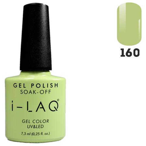 Фото - Гель-лак для ногтей I-LAQ Gel Color, 7.3 мл, 160 i laq гель лак 020