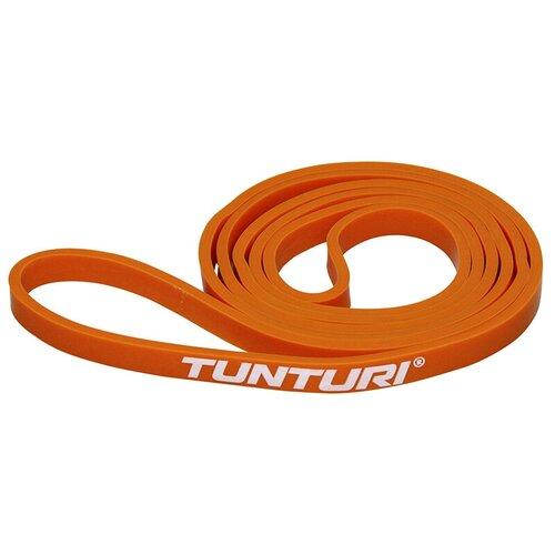 Лента-амортизатор Tunturi Power Band, очень низкое сопротивление, цвет - оранжевый