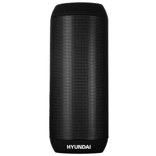 Портативная акустика Hyundai H-PAC360, черный