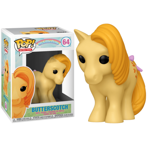 Купить Фигурка Funko POP! Retro Toys: My Little Pony: Butterscotch, Игровые наборы и фигурки