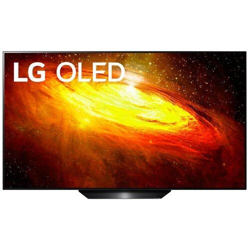 Фото - Телевизор OLED LG OLED65BXRLB 65 (2020), черный телевизор lg 49uk6200pla черный