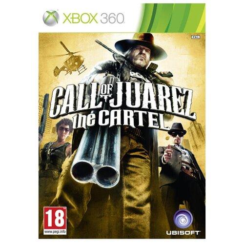 Игра для Xbox 360 Call of Juarez: The Cartel, полностью на русском языке