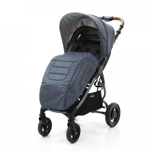 Valco Baby Накидка на ноги Boot Cover для Snap, Snap 4 Trend denim коляска valco baby snap 4 trend denim 9817