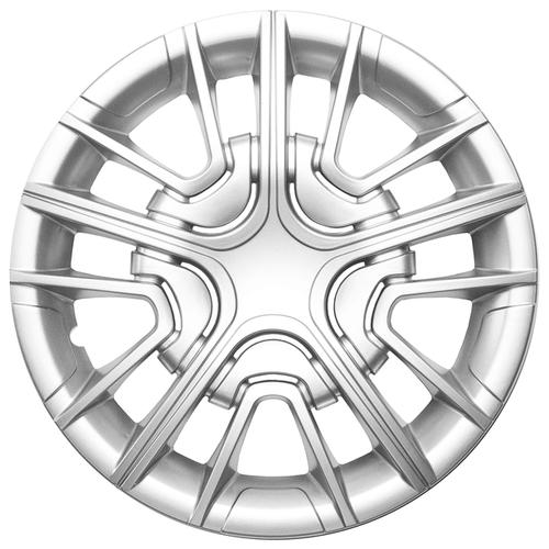 Колпак колеса AUTOPROFI HES13 R13 1 шт, современный и стильный дизайн, подходят на все модели легковых автомобилей.