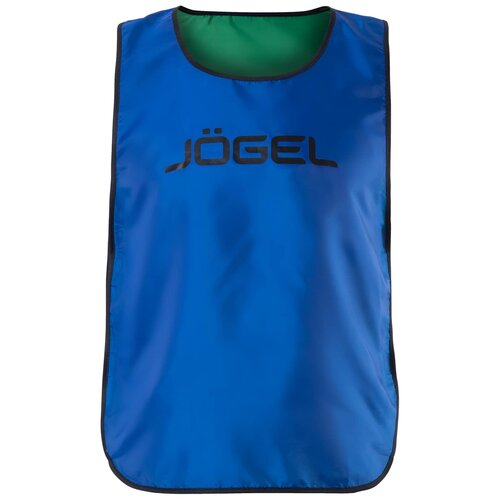 Манишка Jogel размер YM, синий/зеленый