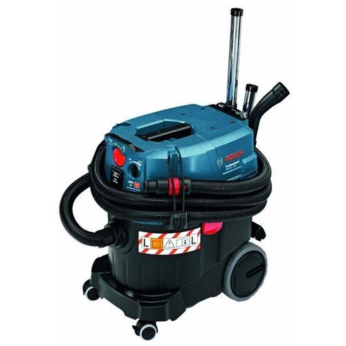 Фото - Профессиональный пылесос BOSCH GAS 35 L SFC+, 1380 Вт профессиональный пылесос karcher nt 40 1 ap l 1380 вт серый