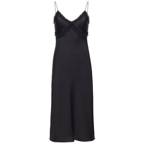 Платье VOND. размер S, черный