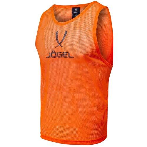 Манишка Jogel размер YM, оранжевый