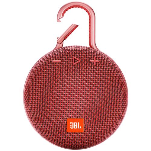 Портативная акустика JBL CLIP 3, fiesta red