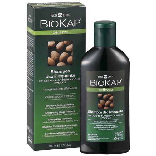 Купить BioKap шампунь Uso frequente для частого использования, 200 мл
