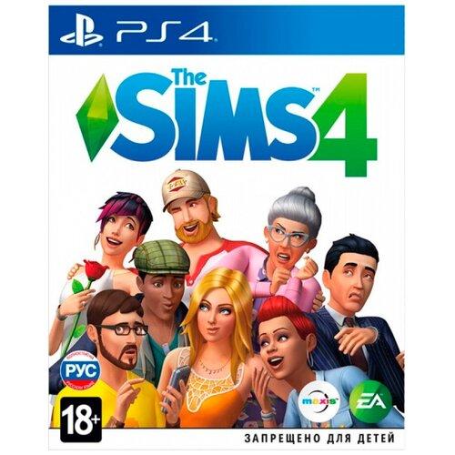 Игра для PlayStation 4 The Sims 4, полностью на русском языке