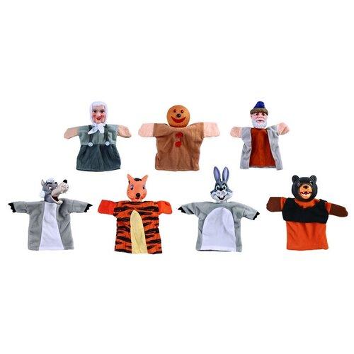 Жирафики Кукольный театр Колобок недорого