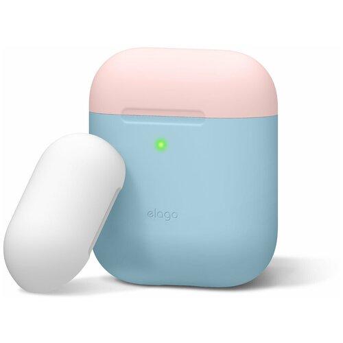 Чехол Elago EAPDO pastel blue/pink/white